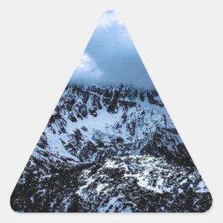 Storm Brewin' Triangle Sticker