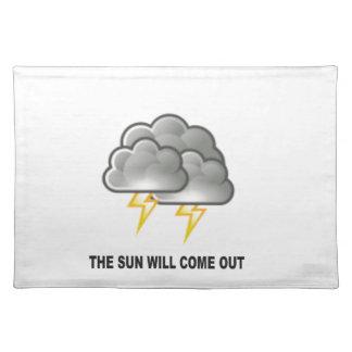 storm cloud fun placemat