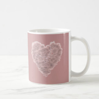Storm Cloud Heart T-shirts and Gifts Mugs