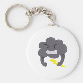 Storm Cloud Keychains