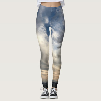 Storm Clouds Leggings