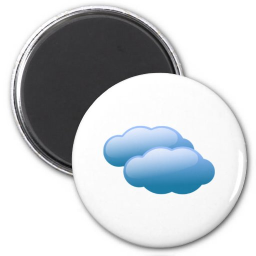 Storm Clouds Magnets