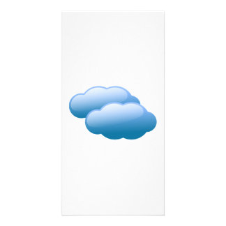 Storm Clouds Picture Card