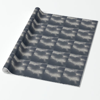Storm Clouds Wrapping Paper