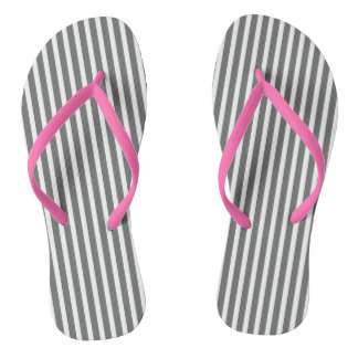 Storm-Gray-Oxford-Stripes(c) Unisex_Multi-Sizes Thongs