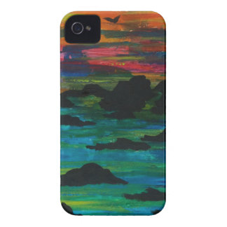 Storm in the distance Case-Mate iPhone 4 cases