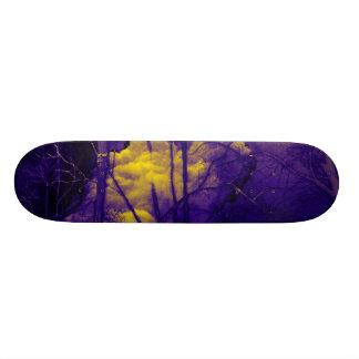 Storm in the hoods - shape 19.7 cm skateboard deck