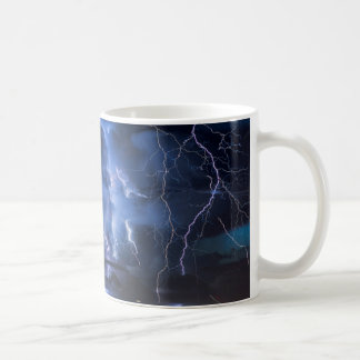 Storm Lightening Photo Mug Coffee Mug Cup