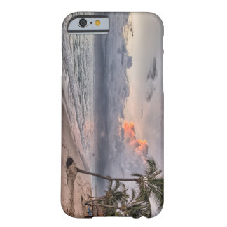Storm On The Caribbean Barely There iPhone 6 Case