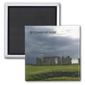 Storm over Stonehenge Magnet