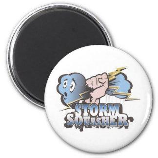 Storm Squasher Magnet