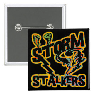Storm Stalkers Buttons