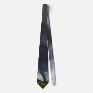 Storm tornado or twister disaster weather tie