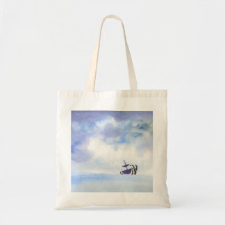 Storm-Tossed Budget Tote
