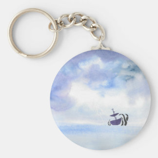 Storm-Tossed Key Ring