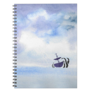 Storm-Tossed Notebook