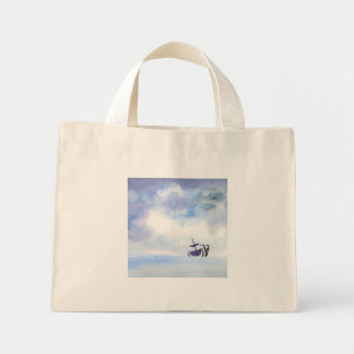 Storm-Tossed Tiny Tote