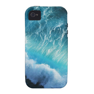STORM WAVES VIBE iPhone 4 COVERS