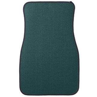 STORMCLOUD (solid dark teal color) ~ Floor Mat