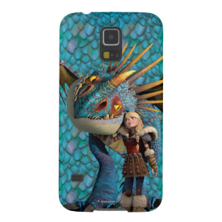 Stormfly And Astrid Case For Galaxy S5
