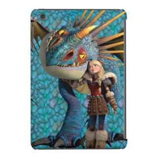 Stormfly And Astrid iPad Mini Case
