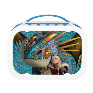 Stormfly And Astrid Lunchbox