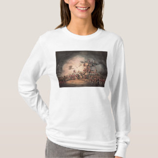 Storming of Ciudad Rodrigo, aquatinted by T-Shirt