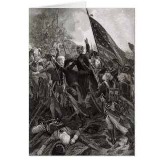 Storming of Stony Point, July 1779 Greeting Card