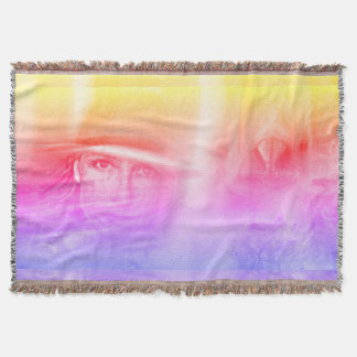 Storms of Life Throw Blanket