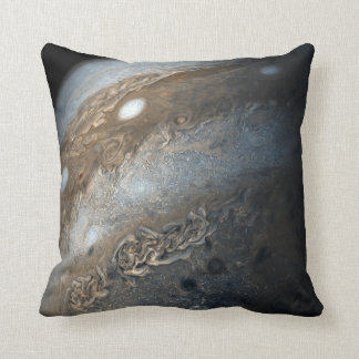 Storms on Jupiter from Juno Cam (2017) Cushion