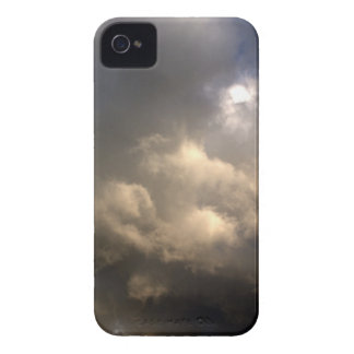 Stormy clouds blackberry case