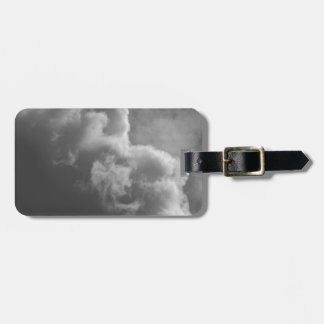 Stormy Clouds Luggage Tag