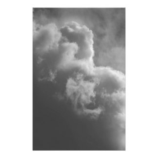 Stormy Clouds Stationery