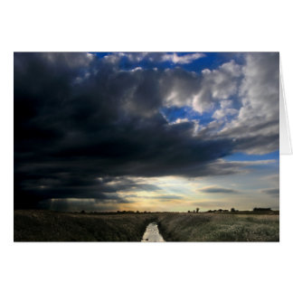 Stormy Creek Greeting Card
