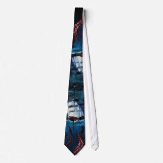 Stormy Night Tie