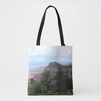 Stormy North Rim Tote Bag