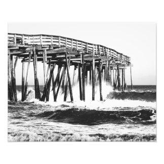 "Stormy Seas Upon Avon (20"" x 16"") Photo Print"