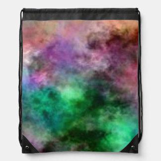 Stormy Skies Drawstring Bag