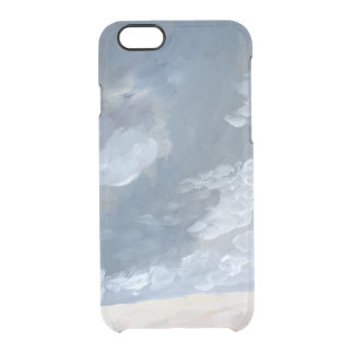 Stormy skies clear iPhone 6/6S case