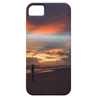 Stormy Sunset iPhone 5 Cases
