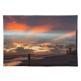Stormy Sunset Placemats