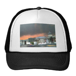 Stormy Sunset - Trafalgar Square Mesh Hat