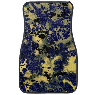 STORMY WEATHER (an abstract art design) ~ Floor Mat