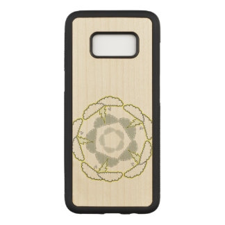 Stormy Weather Illustration Carved Samsung Galaxy S8 Case