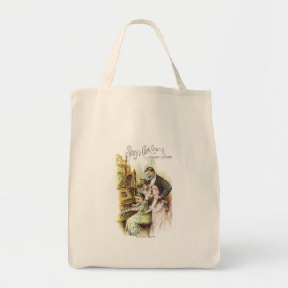 Story and Clark Organ Co 2 Tote Bag