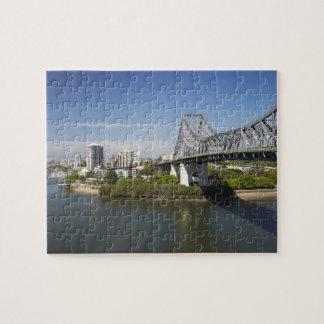 Story Bridge, Brisbane River, and Kangaroo Puzzles