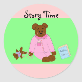 Story Time - Stickers
