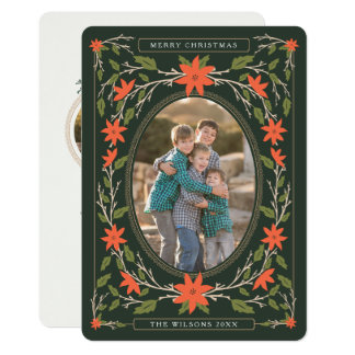 Storybook 2 Photo Christmas Card