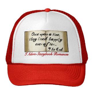 Storybook Romances Mesh Hats