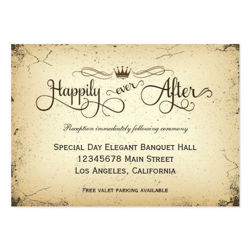 Storyline Formal Wedding Reception Card Zazzle